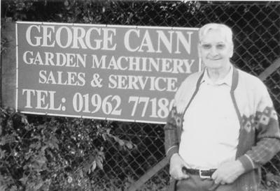 George Cann Snr