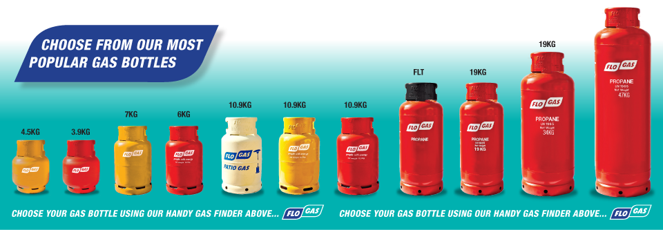 Keep warm with Flo Gas - In stock now